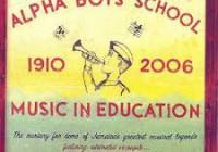 Alpha Boys' School : l'élite musicale de la nation jamaïcaine
