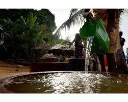 Pour 20 millions d'Africains, l'accès pour la première fois à l'eau potable se révèle crucial