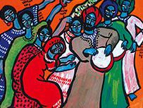 COMORES · ÎLE D'ANJOUAN | Berceuse « Yimbiyo » par Salim Ali Amir et Abu Bakr Mi'raj