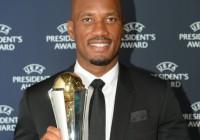 UEFA récompense Drogba