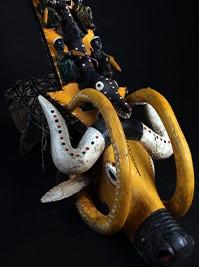 Sogo bo – Marionnettes du Mali  Exposition