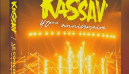 KASSAV – 40 ans  2CD / 2DVD