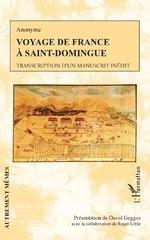 Voyage de France à Saint-Domingue